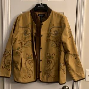 Denim & Co gorgeous jacket